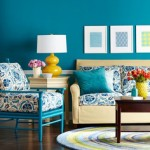 Blues-and-More-Blues for Interior Decoration