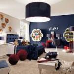 Navy-Blues for Interior Design