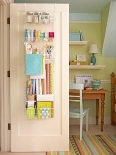 Door Organizer for Kid's Room