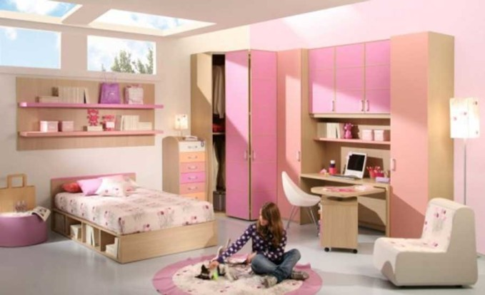 A girl s room no longer has to be limited to frills and pink paints  There  are so many girls room decoration ideas that can be both fun and modern. Girls Room Decoration Ideas  5 Must Have Designs for a Girl s Room